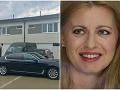 Čaputovej dom obkľúčili čierne autá: Prezidentka ostáva v Pezinku, pod dohľadom budú aj susedia