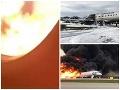 VIDEO z horiaceho lietadla smrti, pasažieri kričali o pomoc: Udusili sa obete kvôli batožine?