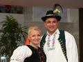 Aneta Parišková s partnerom