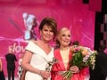 Mimoriadne ocenenie získala Marína Kraľovičová.