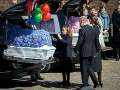 Najsmutnejšie chvíle: FOTO Dánsky miliardár sa rozlúčil so svojimi deťmi, ktoré zabili na Srí Lanke