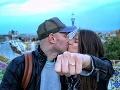 V máji Štefan Eisele požiadal o ruku svoju partnerku Silviu. Zásnuby prebehli v barcelonskom parku.