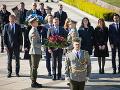 Najvyšší činitelia si uctili padlých vo vojne