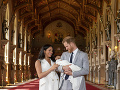 Meghan Markle a princ Harry sa tešia zo synčeka.