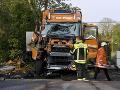 Nešťastie v Nemecku, hrozivá zrážka vlaku s kamiónom: Hlásia zranených