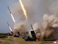 Severná Kórea si zarobila na malér: Z východného pobrežia opäť odpálila niekoľko striel