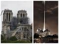 Katedrála Notre-Dame vstane z popola: FOTO Návrh novej veže zo Slovenska hviezdi aj v zahraničí