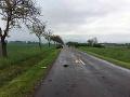 Opitý vodič spôsobil podľa polície v okrese Sobrance čelnú zrážku.