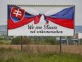 Škandalózny bilbord v Košiciach: FOTO MS v hokeji sa ledva začali a už máme celosvetovú hanbu!