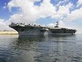 Lietadlová loď USS Abraham Lincoln