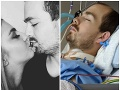 Keď život strašne bolí: FOTO Rodina sa vyrovnávala so smrťou, o pár hodín prišla ďalšia rana
