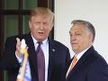 Orbán sa stretol s Trumpom: Pochyby o dôveryhodnosti, provládne média však hovoria úspechu