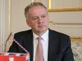 Prezident Andrej Kiska podpísal dodatok k dohovoru o predchádzaní terorizmu