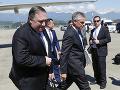 Pompeo navštívil Rusko: Lavrov označil rokovania za úprimné a užitočné