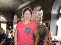 Ada Straková s Norou Beňačkovou už roky podporujú boj proti rakovine prsníka.