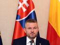 Po návšteve v Bielom dome sa Pellegrini chystá do Ruska: Stretne sa Putinom a Medvedevom