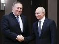 Stretnutie zastupiteľov USA a Ruska