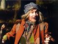 Vo filme Rozprávky z lesa si Ladislav Mrkvička  zahral lesného mužíčka.