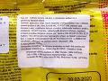 ŠVPS SR varuje pred nevyhovujúcim výrobkom.