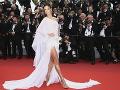 Alessandra Ambrosio nesmie na filmovom festivale v Cannes chýbať.