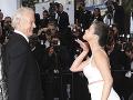 Selena Gomez a Bill Murray takto pózovali fotografom.