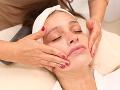 Efektívna masáž je neoddeliteľnou súčasťou ošetrenia, ktoré Jasmina Alagič podstúpila.