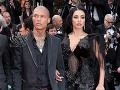 Jeremy Meeks a Andreea Sasu sa spoločne ukázali na Medzinárodnom filmovom festivale v Cannes.