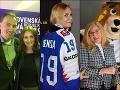 Ministerky v hokejovom ošiali, FOTO s legendami: Saková vo vlastnom drese, veľká česť pre Matečnú