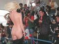 Oľga Mácová sa postarala o najväčší škandál v dejinách Medzinárodného filmového festivalu v Cannes.