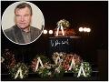 Pohreb hereckej legendy Postráneckého (†75): Kolegovia z kultového S tebou mně baví svět sa na neho vykašľali!