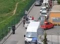 Miesto činu aj jeho okolie polícia v osudný deň uzavrela.