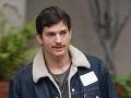 Ashton Kutcher s novým imidžom.