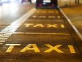 Taxikári by sa mali nad sebou hlboko zamyslieť: Hrozné výsledky, treba okamžite konať