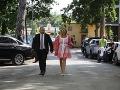 Alena Pallová informovala, že svadobčania majú zákaz zverejňovať fotky mladomanželov.