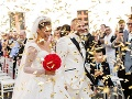 VIDEO Jasmina a Rytmus vhupli do manželského života: TOTO im želajú prominenti i fanúšikovia!
