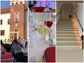 Takto vyzerala svadba Jasminy a Patrika Vrbovských.