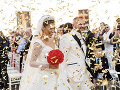 DETAILY veľkého dňa manželov Vrbovských: Netradičné darčeky pre hostí, známy svedok aj prísny zákaz!