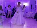Takto vyzeral prvý manželský tanec Rytmusa a Jasminy Alagič.
