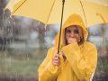 Čaká nás teplejší, no daždivý týždeň: PREDPOVEĎ Prichystajte sa na výdatné zrážky, búrky i vietor