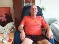 FOTO Dovolenka z pekla: Muž (66) sa nakazil na Cypre, takmer sa z neho stal invalid