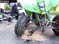 Vodič štvorkolky (20) ťahal za kratší koniec: VIDEO Po čelnej zrážke s autom utrpel ťažké zranenia