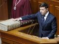 Na Ukrajine je vymaľované: Zelenskyj sa ujal funckie hlavy štátu, jeho prvý krok hovorí za všetko