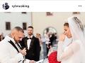 Rytmusov manželský sľub bol vraj jedným z najsilnejších momentov celej svadby.