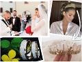Nové zábery zo svadby Jasminy a Rytmusa: Ukázali obrúčky, popolnočné šaty a... Po TOMTO plakal ženích aj nevesta!