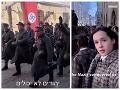 Mrazivé zábery: Tínedžerka ukázala, ako by vyzerali hrôzy holokaustu, keby mala v roku 1944 Instagram