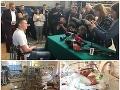 Historický moment v Poľsku: FOTO Narodili sa tam šestorčatá, rodičia sú ešte v šoku
