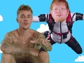 Sheeran ako panda a