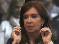 Začal sa proces s bývalou prezidentkou, je obvinená z korupcie