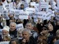 Protesty v Prahe pokračujú: Obyvatelia chcú zosadiť ministerku spravodlivosti