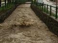 Okres Michalovce môžu zasiahnuť povodne: Voda rýchlo stúpa, meteorológovia vydali výstrahu